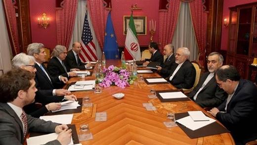 Iran Talks Lusanne