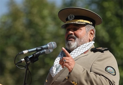Major General Hassan Firouzabadi