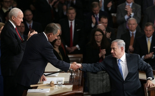 Netanyahu speech congress-1