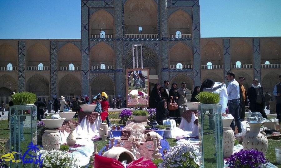 Nowruz in Yazd