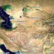 Nowruz map