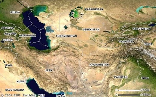 Geopolitics of Iranian New Year Festival