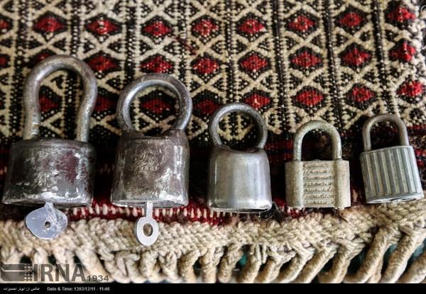 Old Lock-13