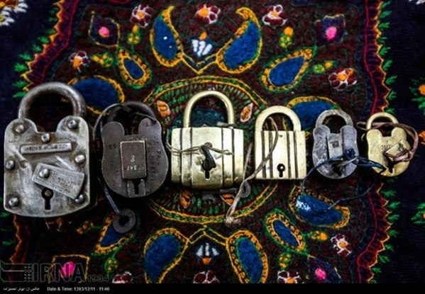 Old Lock-17