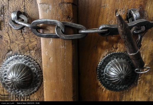 Old Lock-21