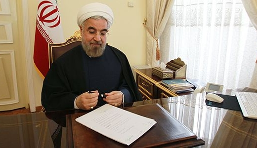 Rouhani-Letter