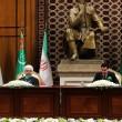 Rouhani-Torkmenistan