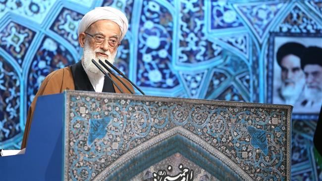 Senior Iranian Cleric Ayatollah Emami Kashani