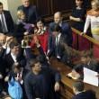 Ukrine Parliament