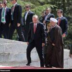 President Rouhani and Erdogan
