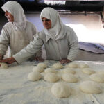 Bakery staffed by women44