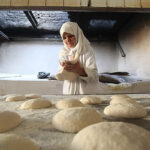 Bakery staffed by women70
