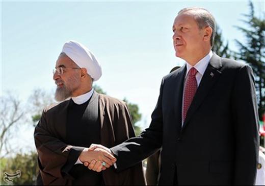 Erdogan-Rouhani