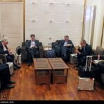 IAEA delegation arrives in Tehran6
