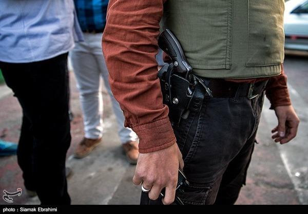 Iran-Police