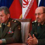 Iran-Russia-Defense Minister