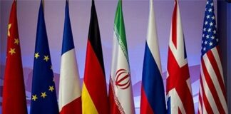 IranTalks flags