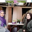 Iranian Women-wood