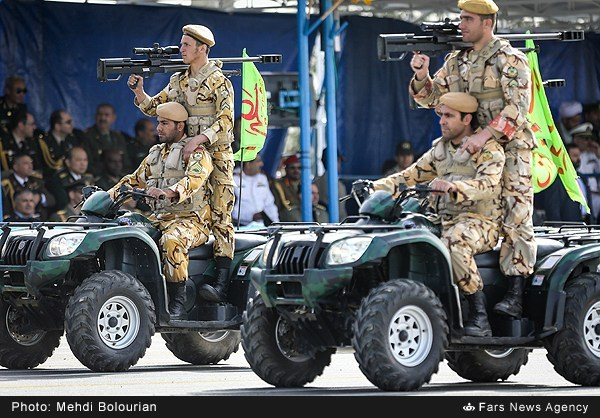 National Army Day-Tehran