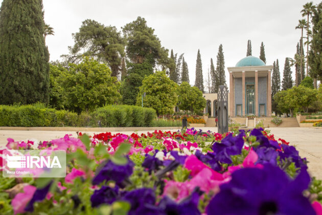 National Day of Saadi Commemorated in Iran 4