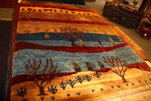 Persian Gabbeh carpets -1