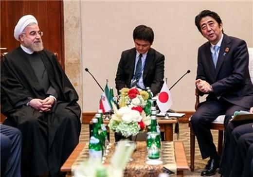 Rouhani-Japan