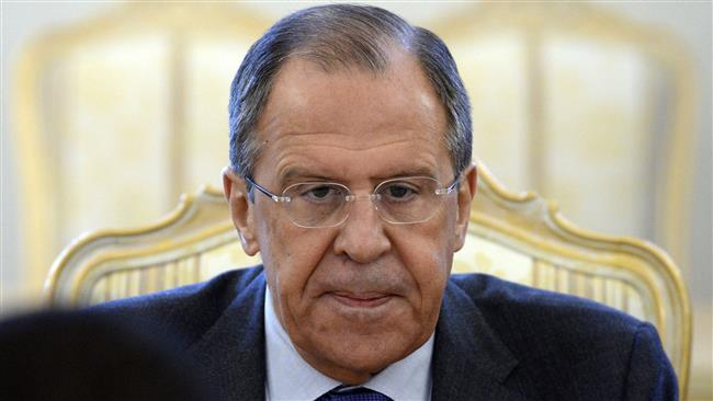 Russia FM Lavrov