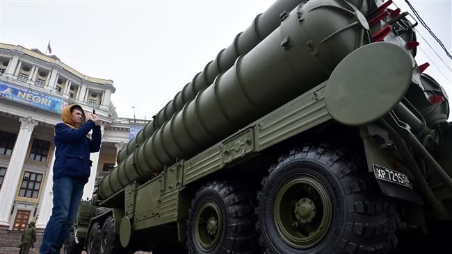 S-300 missile shield systems