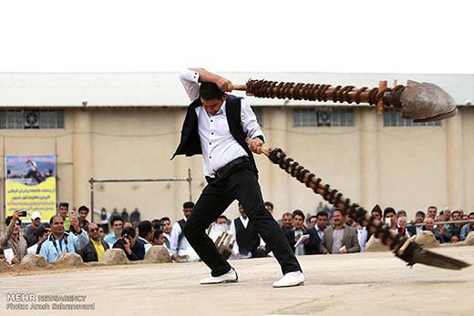 Traditional local ritual
