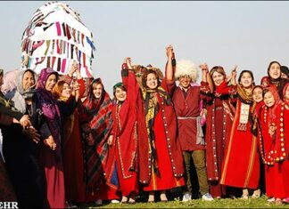 Wedding traditions of Turkmens