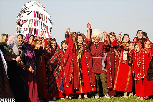 Wedding traditions of Turkmens
