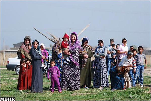 Wedding traditions of Turkmens10