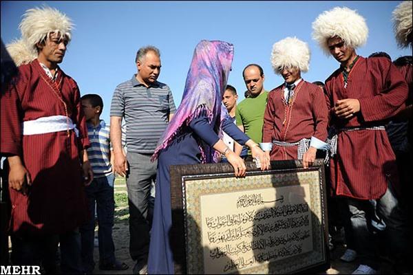 Wedding traditions of Turkmens11
