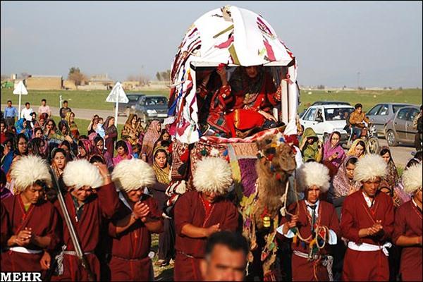 Wedding traditions of Turkmens14