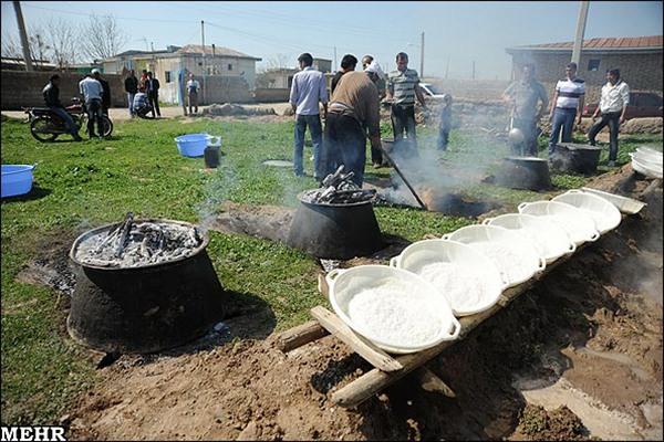 Wedding traditions of Turkmens16