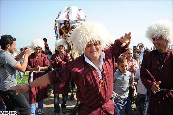 Wedding traditions of Turkmens17