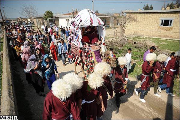 Wedding traditions of Turkmens18