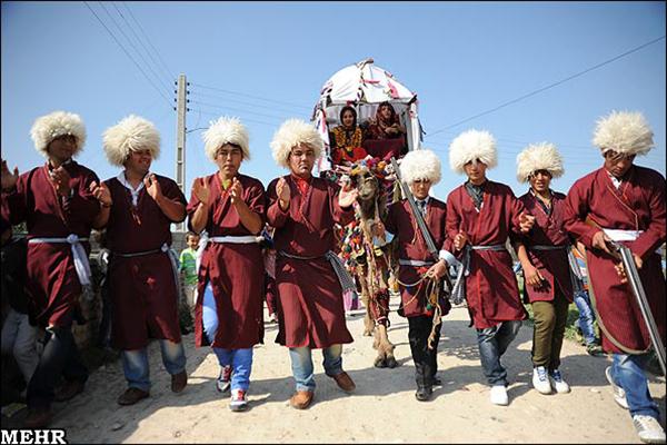 Wedding traditions of Turkmens26