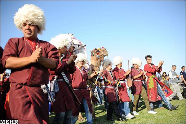 Wedding traditions of Turkmens27