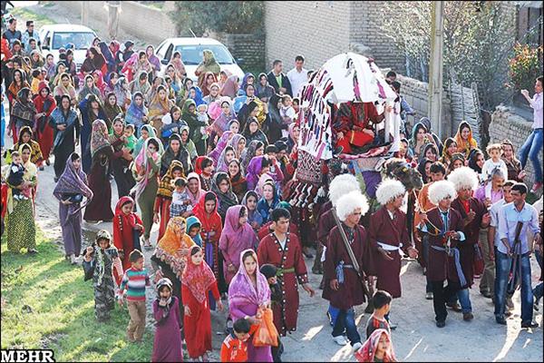 Wedding traditions of Turkmens28