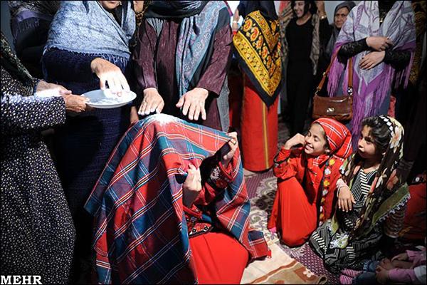 Wedding traditions of Turkmens29