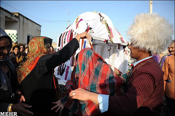 Wedding traditions of Turkmens31