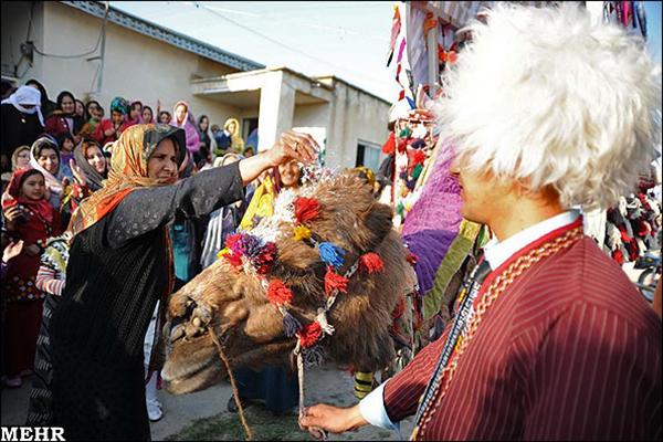 Wedding traditions of Turkmens33