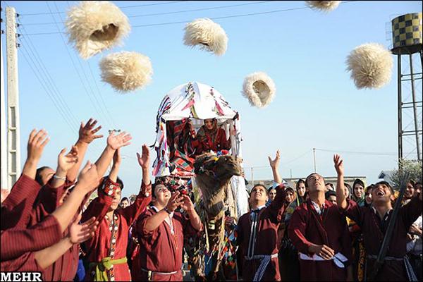 Wedding traditions of Turkmens38