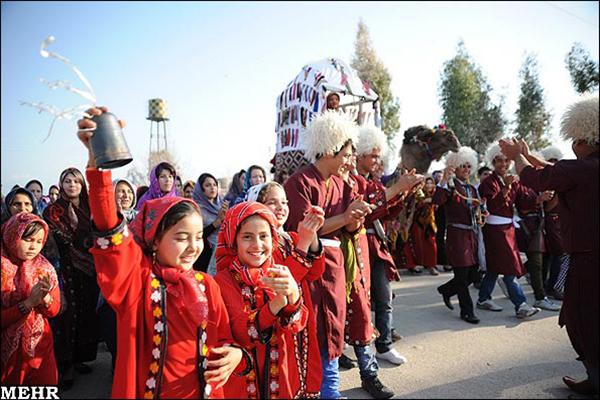 Wedding traditions of Turkmens54