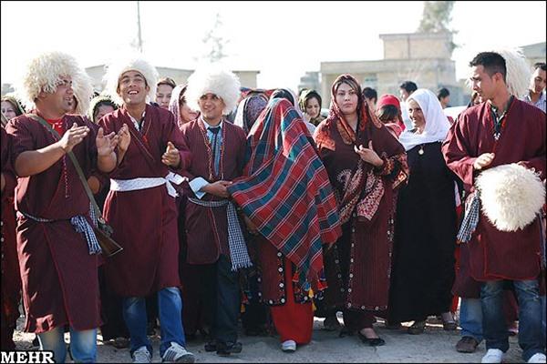 Wedding traditions of Turkmens9