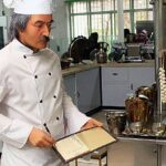 kitchen at the Saadabad Palace1