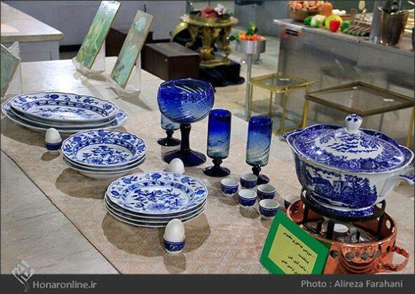 kitchen at the Saadabad Palace84