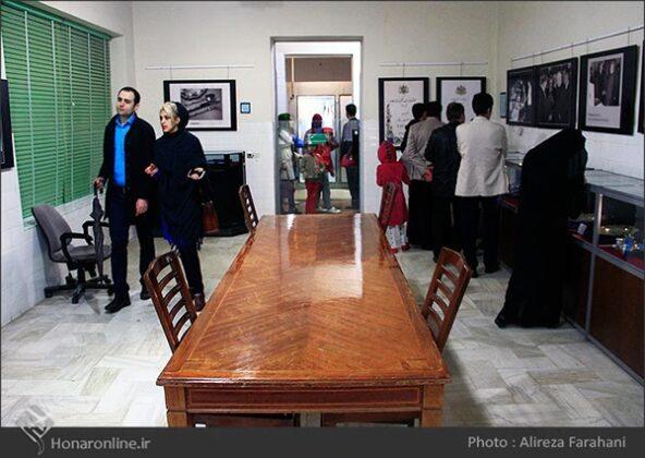 kitchen at the Saadabad Palace86
