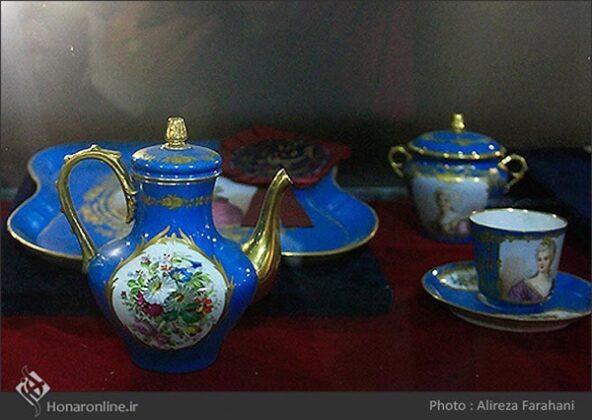 kitchen at the Saadabad Palace92